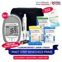 Paket Strip Benecheck Prime Gratis Alat - Benecheck Prime 3 in 1