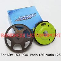 Paket Kampas Ganda + Mangkok USR-SRP For Vario 125-Vario 150-PCX 150