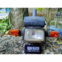 batok lampu set gl max ori second reflektor breket spido glmax origina