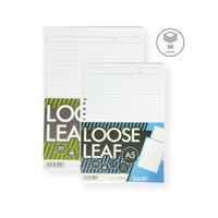 Bantex Loose Leaf Paper A5 & B5