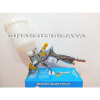 SPRAY GUN TABUNG ATAS HPLP SHOGUN H88G LOW PRESSURE 600 ML