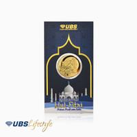 UBS ANGPAO 24K SELAMAT IDUL FITRI 0.2 GR (B)