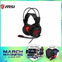 Msi DS502 7.1 Virtual Surround Sound RGB - Gaming Headset / Headphone