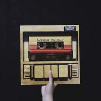 Guardian of The Galaxy - Awesome Mix Vol.1 (Vinyl/Piringan Hitam)