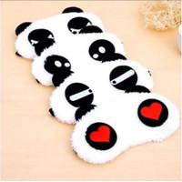Penutup Mata Karakter Panda / Sleeping Eye karakter panda lucu