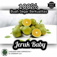 Buah Jeruk Baby Java / Pacitan / Peras Manis 1kg - JonsMart