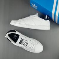 sepatu adidas pria wanita - sneakers wanita adidas stan smith white - 37
