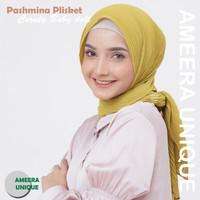 Pashmina Plisket Pleats Ceruty Baby Doll 170x75 cm