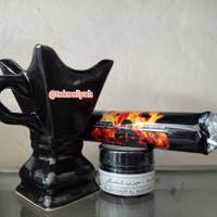 paket bukhur lengkap perapen keramik arang magic