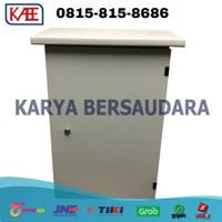 Box Panel Listrik Outdoor 50x40x20 Plat 1mm