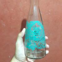 Botol Kaca Aqua Eko Nugroho