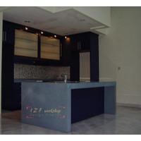 kitchen set kitchen set custom ( desain table island )