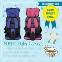 Kanalulu Sophie Baby Carseat Dudukan Mobil Bayi