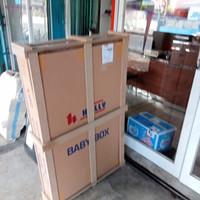 Packing Kayu atau Tambah Busa