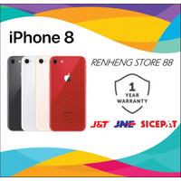 NEW APPLE IPHONE 8 256GB ORIGINAL FU GSM GARANSI TOKO 1 TAHUN