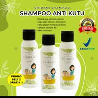 Shirami Shampo Anti Kutu Rambut Anak Dewasa Penghilang Kutu Rambut