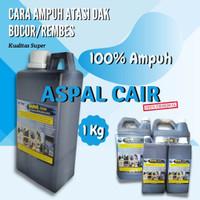 Anti Rembes Anti Bocor Aspal Cair Guna Kote Premium Kemasan