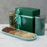 Parsel Ramadan - Emerald Cookies Set 2