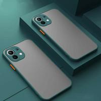 Case Xiaomi Mi 11 Softcase Matte Cover lensa Camera
