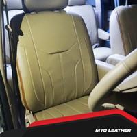 Sarung Jok Mobil TOYOTA SIENTA Bahan MYO LEATHER Otomotifku Terbaik