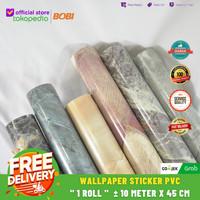 Wallpaper Sticker Dinding Dapur & Kamar Mandi