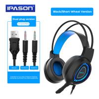 IPASON MP-G3 E-sports Headphones Gaming Headsets Headphones Headphones