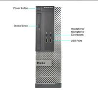 Gen3 Core i5 - SSD 240gb - 4gb Ram - Dell Optiplex Mini PC