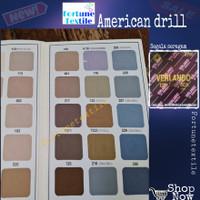 bahan kain verlando american drill bahan segala seragam kain drill