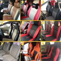 Sarung Jok Mobil CHEVROLET CAPTIVA Otomotifku Bahan FERARI Terbaik ORI