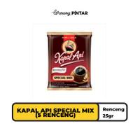 Kapal Api Special Mix Sachet 25 gr - 5 RENCENG (50 Sachet)