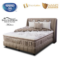 Spring Bed Spring Air Back Supporter Madison 180x200cm