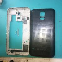 tulangan tengah dan backdoor samsung s5 SM G900F REPLIKA