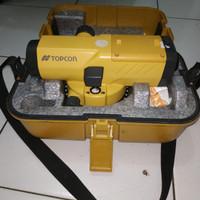 automatic level //waterpas topcon atb 4A serie terbaru