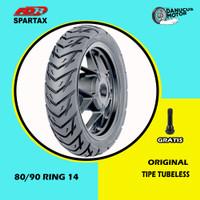 Ban Motor Matic // FDR SPARTAX 80/90 Ring 14 Tubeless