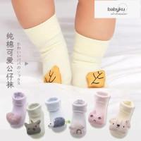 Kaos kaki bayi 3D karakter / Baby 3d socks