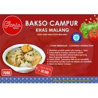 Bakso Campur Babi GLORIA khas Malang