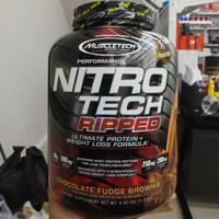 nitrotech ripped muscletech