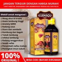Madu Penurun Asam Lambung dan Maagh - KURMAQU Original - 100% Asli