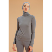 Inner Shirt - Stone Grey