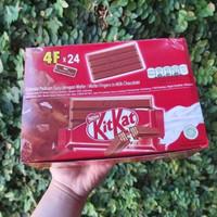 Kikat 2F / Kitkat 4F / Kitkat Cokelat / Kitkat Halal / Kitkat Greentea