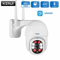 Kerui 2M WiFi IP Camera Auto Tracking Waterproof Motion Detection