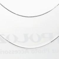 kalung emas putih asli 18k-750 perhiasan emas fashion KMP11