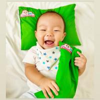 Bantal Anti Peyang Baby Cloudfoam ORI Bantal + Sarung Bantal Tambahan