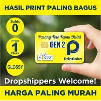 Kartu Flazz Gen2 Custom Print 1M E toll E-toll Etol BCA Glossy Gen 2