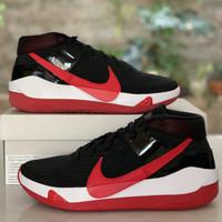 Sepatu Basket KD13 Nike KD Kevin Durant 13 Bred Black Red CI9949-002