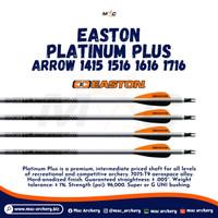 anak panah busur panahan arrow alumunium easton platinum plus standar