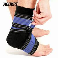 angkle support AOLIKES 7528 deker pelindung engkle sport pad olahraga