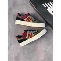 Sepatu Skate Sepatu Pria Sepatu New Bal4nce numeric 306 Maroon Green - 39