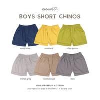 ARDENLEON Boys Short Chinos Pendek