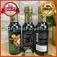 Kikkoman Soy Sauce / Kecap Asin Khas Jepang 150 ml - Non Dispenser